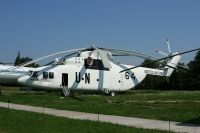 Photo: United Nations, Mil Mi-26 Halo, UN-64