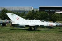 Photo: Poland - Air Force, MiG MiG-21, 9349