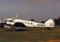 Photo: Gulf Air, Avro Anson 652, G-VROE
