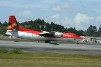 Photo: Avianca, Fokker F50, HK-4668