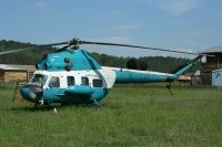 Photo: Untitled, Mil Mi-2