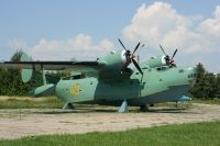 Photo: Ukrainian Air Force, Beriev Be-6 Flying Boat, Yellow 43