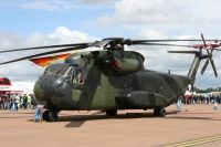 Photo: Germany - Army, Sikorsky CH-53 Sea Stallion, 84+72
