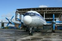 Photo: Grixona, Ilyushin IL-18, ER-ICB