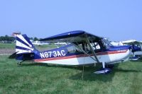 Photo: Untitled, Champion 402, N873AC