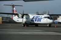 Photo: UT Air, Aerospatiale ATR-72-200, UR-UTL