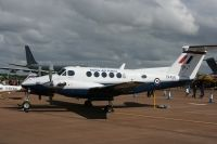Photo: Royal Air Force, Beech Super King Air, ZK456