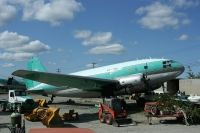 Photo: Buffalo Airways, Curtiss C-46 Commando, C-GTPO
