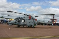 Photo: Royal Air Force, Westland Lynx, ZD266