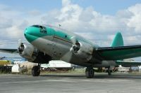 Photo: Buffalo Airways, Curtiss C-46 Commando, C-GTXW