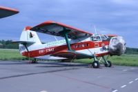 Photo: Belarusian Emergency Services, Antonov An-2, EW-17843