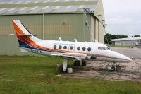 Photo: British Aerospace, Hadley Page HP.137 Jetstream, G-BBYM