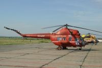 Photo: Perm Airlines, Mil Mi-2
