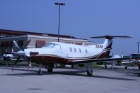 Photo: Untitled, Pilatus PC-12, N327JZ