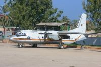 Photo: Chad - Air Force, Antonov An-26, TT-LED