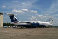 Photo: Silk Way Azerbaijan Cargo, Ilyushin IL-76, 4K-AZ19
