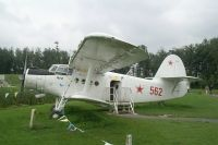 Photo: Russian Air Force, PZL-Mielec AN-2, 562