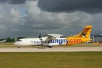 Photo: Aurigny Air Services, ATR ATR 72