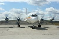 Photo: Grixona, Ilyushin IL-18, ER-ICS
