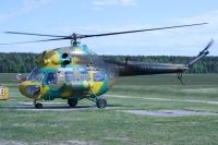 Photo: Untitled, Mil Mi-2, EW-123AO