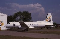 Photo: Executive Aerospace, Hawker Siddeley HS-748, ZS-PLO