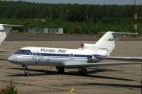 Photo: Kras Air, Yakovlov Yak-40, RA-88224