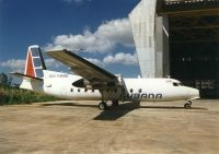 Photo: Cubana, Fokker F27 Friendship, CU-TI292