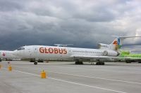 Photo: Globus, Tupolev Tu-154, RA-85633