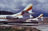 Photo: Global Air Cargo, Sud Aviation SE-210 Caravelle, HK-3947X
