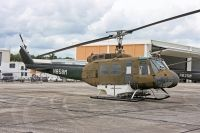 Photo: Mosquito Control, Bell UH-1 Huey, N858M
