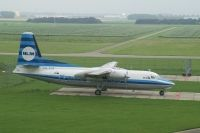 Photo: Stichting Klu Historische Vlucht, Fokker F27 Friendship, PH-FHF