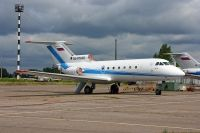 Photo: Untitled, Yakovlov Yak-40, RA-87648