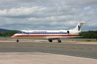 Photo: American Connection, Embraer EMB-135, N299SK