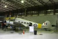 Photo: Air Atlantique, Avro Anson 652, WD413