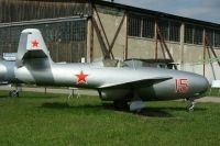 Photo: Russian Air Force, Yakovlov Yak-23, 15