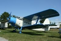 Photo: Untitled, Antonov An-2, SP-WMK