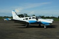 Photo: Aerostar, Piper PA-34 Seneca, HK-4834