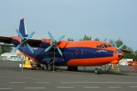 Photo: Ruby Star Airlines, Antonov An-12, EW-394TI