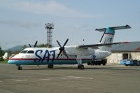 Photo: Sat Airlines, De Havilland Canada DHC-8 Dash8 Series 300, RA-67522