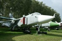 Photo: Russian Air Force, Sukhoi Su-24 Fencer, 54