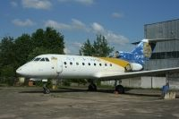 Photo: Air Ukraine, Yakovlov Yak-40, UR-87276