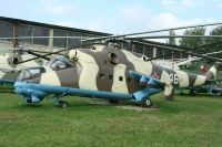 Photo: Russian Air Force, Mil Mi-24 Hind, 46