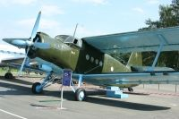 Photo: Soviet Air Force, Antonov An-2, Yellow 04
