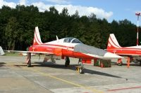 Photo: Swiss Air Force, Northrop F-5 Freendom Fighter/Tiger II, J-3081