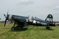 Photo: Untitled, Chance Vought F4U-5, N179PT