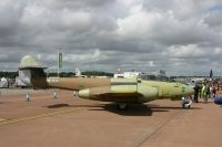 Photo: Air Atlantique, Gloster Meteor, G-WMBF