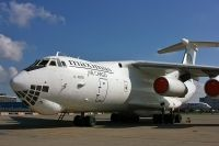 Photo: Maximus Air Cargo, Ilyushin IL-76, UR-BXQ
