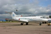 Photo: Untitled, Yakovlov Yak-40, RA-88295
