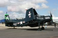 Photo: Untitled, Douglas A-1 Skyraider, 126922