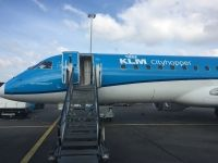 Photo: KLM - Royal Dutch Airlines, Embraer EMB-175
